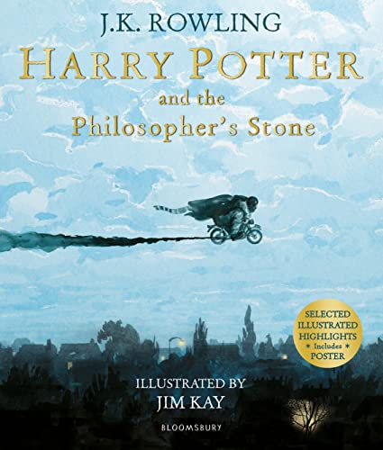 9781526602381: Harry Potter And The Philosopher Stone (Harry Potter Illustrated Edtn)
