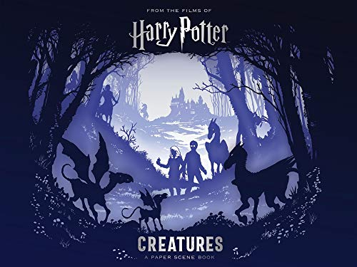 9781526605849: Harry Potter Creatures: A Paper Scene Book