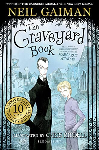 9781526608932: The Graveyard Book - 10th Anniversary Edition: Tenth Anniversary Edition
