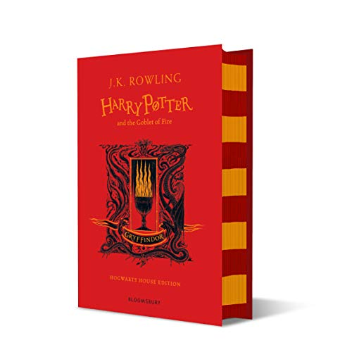 9781526610270: Harry Potter and the Goblet of Fire – Gryffindor Edition (Harry Potter House Editions)