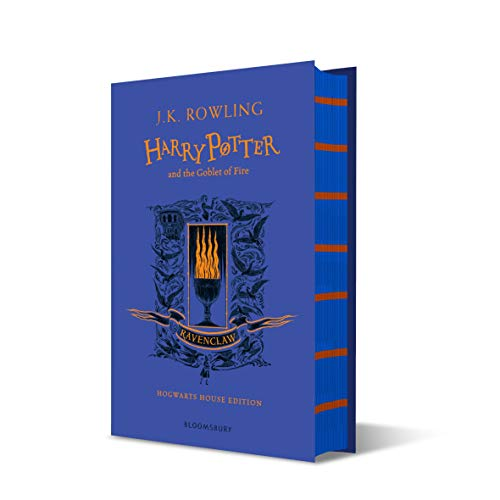 9781526610317: HARRY POTTER AND THE GOBLET OF FIRE - RAVENCLAW EDITION