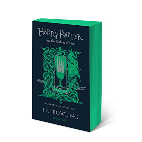 9781526610348: Harry Potter And The Goblet Of Fire - Slytherin Edition (Harry Potter House Editions)
