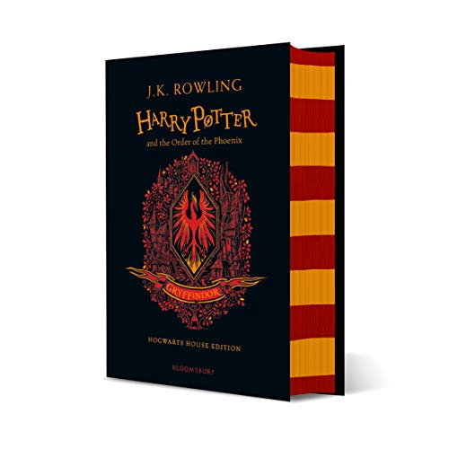 9781526618146: Harry Potter and the Order of the Phoenix – Gryffindor Edition