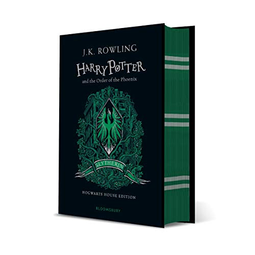 9781526618207: Harry Potter and the Order of the Phoenix – Slytherin Edition (House Edition Slytherin)