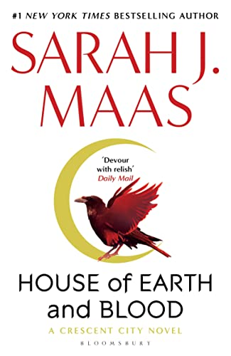 9781526622884: House of Earth and Blood: Winner of the Goodreads Choice Best Fantasy 2020: 1