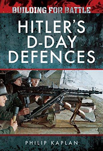 9781526705402: Hitler's D-Day Defences