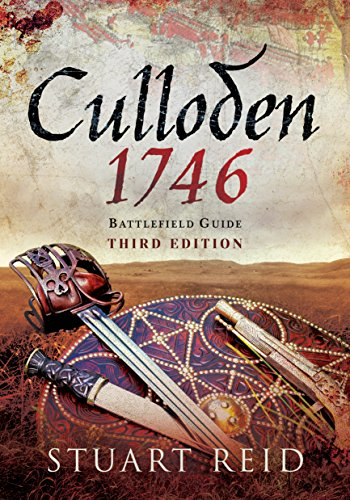 9781526739735: Culloden: 1746: Battlefield Guide: Third Edition (Battleground Scotland)