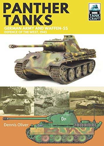 9781526755902: Oliver, D: Panther: Germany Army and Waffen-SS (Tank Craft)