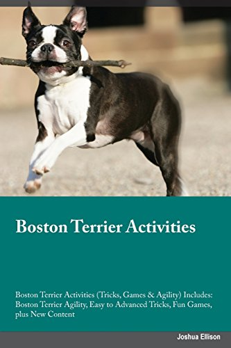 9781526902986: Boston Terrier Activities Boston Terrier Activities (Tricks, Games & Agility) Includes: Boston Terrier Agility, Easy to Advanced Tricks, Fun Games, plus New Content