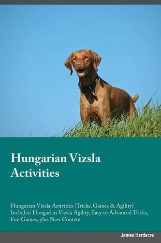 Hungarian Vizsla Activities Hungarian Vizsla Activities (Tricks,: Simpson, Max