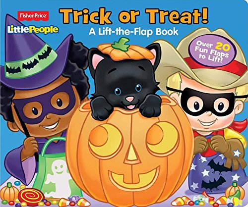 Fisher Price Little People Trick or Treat!