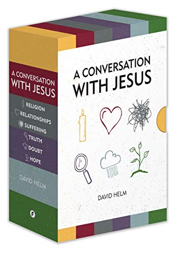 9781527103238: A Conversation With Jesus