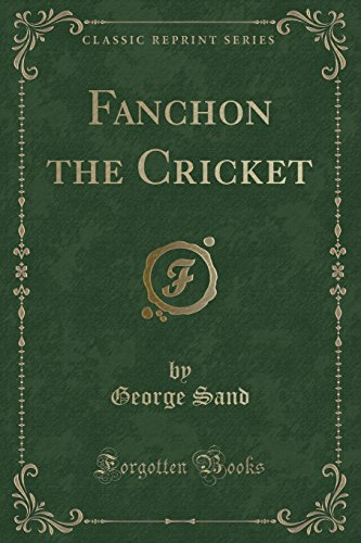 9781527648999: Fanchon the Cricket (Classic Reprint)