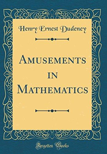 9781528062213: Amusements in Mathematics (Classic Reprint)