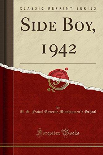 Side Boy, 1942 (Classic Reprint) (Paperback): U S Naval