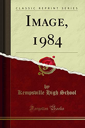 9781528293167: Image, 1984 (Classic Reprint)
