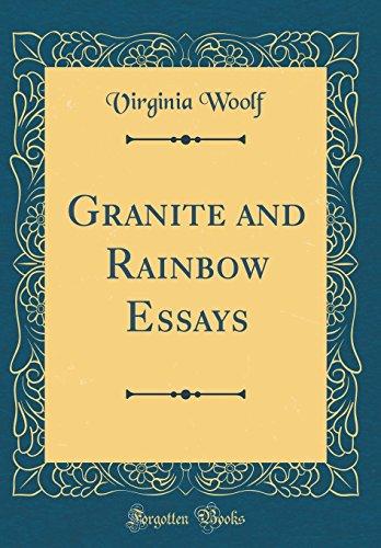 9781528382458: Granite and Rainbow Essays (Classic Reprint)