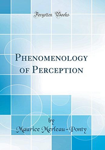 9781528434010: Phenomenology of Perception (Classic Reprint)