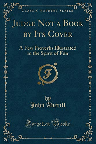Judge Not a Book by Its Cover: John Averill