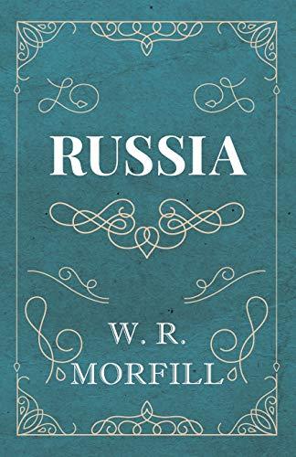 Russia (Paperback): W R Morfill