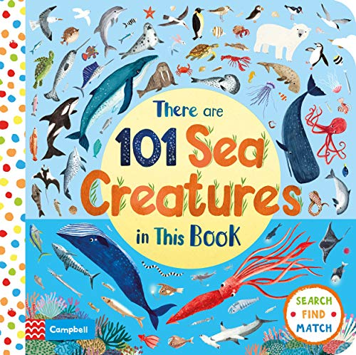9781529010367: There Are 101 Sea Creatures in This Book