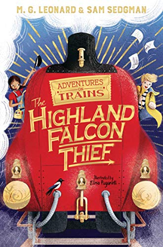 9781529013061: The Highland Falcon Thief (Adventures on Trains)
