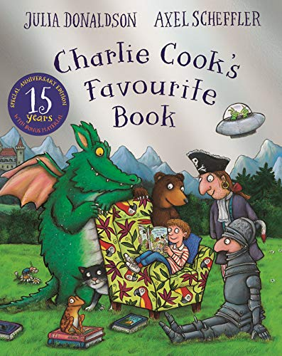 9781529023466: Charlie Cook's Favourite Book 15th Anniversary Edition