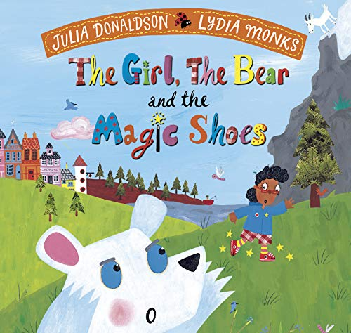The Girl the Bear and the Magic Shoes