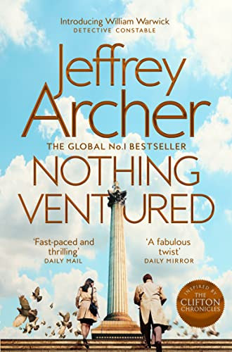 9781529033205: Nothing Ventured: The Sunday Times #1 Bestseller