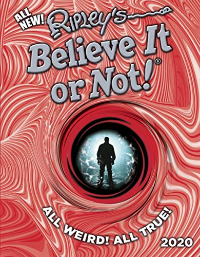 9781529124385: Ripley's Believe It or Not! 2020 (Annuals 2020)