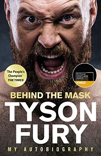 9781529124866: Behind the Mask: My Autobiography – Winner of the 2020 Sports Book of the Year