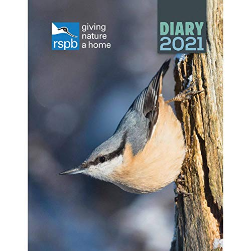 9781529807844: Rspb Inspiring Nature Deluxe A5 Diary 20