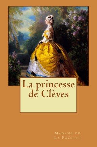 9781530003730: La princesse de Clèves (French Edition)