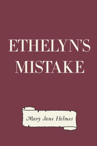 9781530019373: Ethelyn's Mistake