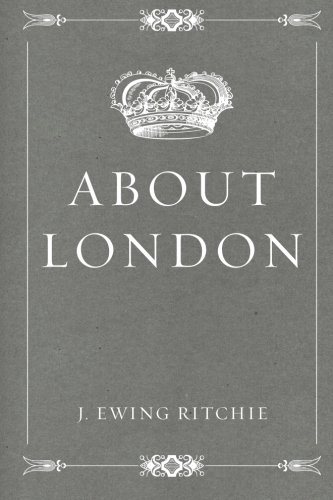 9781530026876: About London