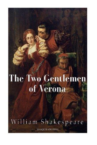 9781530027873: The Two Gentlemen of Verona