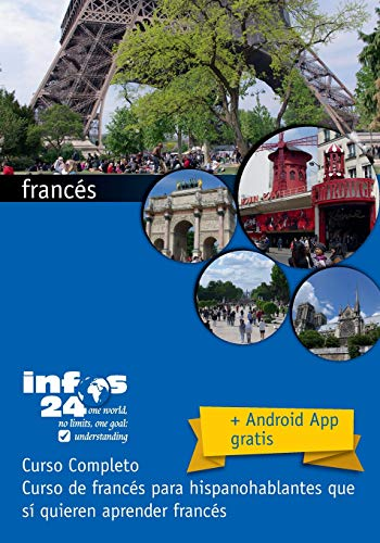 9781530038800: curso de francés: Curso de francés para hispanohablantes que sí quieren aprender francés (Spanish Edition)