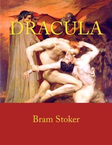 9781530063116: DRACULA, by BRAM STOKER, Large Size Edition
