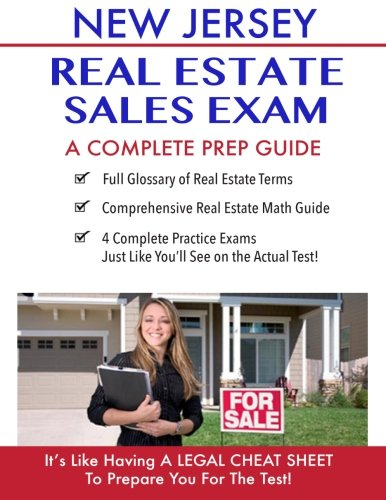 New Jersey Real Estate Exam A Complete: Real Estate Continuing