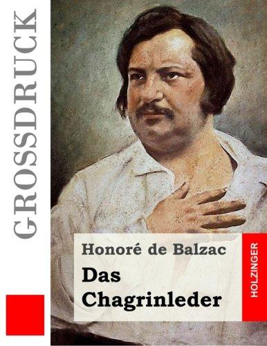 9781530101221: Das Chagrinleder (Großdruck)