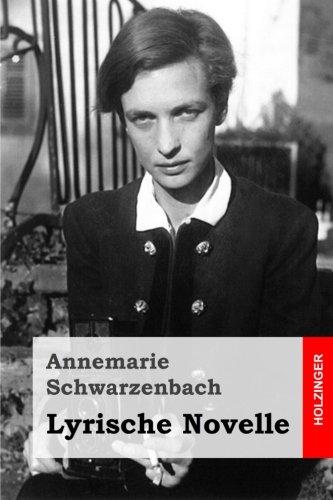 Lyrische Novelle (Paperback): Annemarie Schwarzenbach