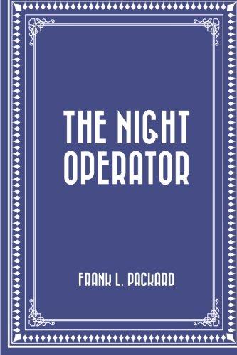 9781530140985: The Night Operator