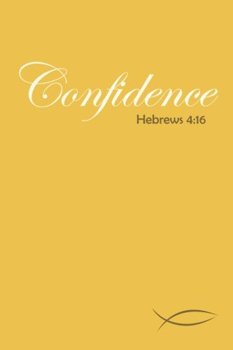 9781530158782: Confidence: A 6: x 9