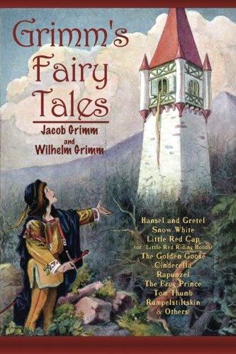 9781530162710: Grimm's Fairy Tales (Children's Classics Series)