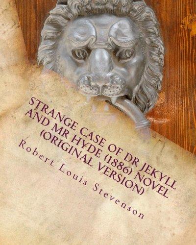 9781530171194: Strange Case of Dr Jekyll and Mr Hyde (1886) NOVEL (Original Version)