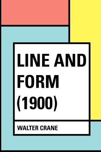 9781530179459: Line and Form (1900)