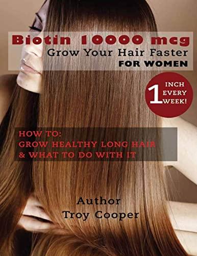 9781530182787: Biotin 10000 mcg: