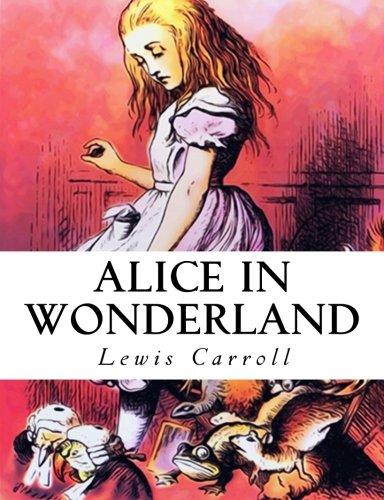9781530183555: Alice in Wonderland