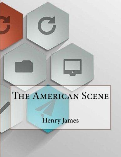 9781530184415: The American Scene