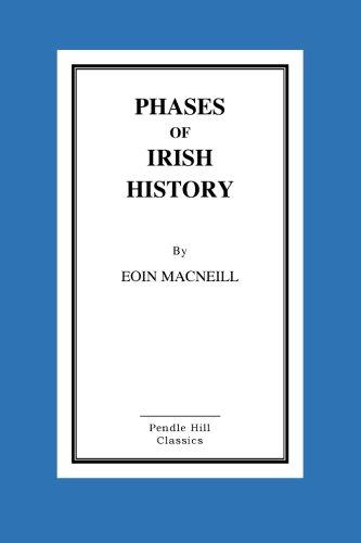 Phases of Irish History: MacNeill, Eoin